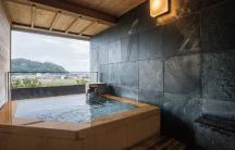 露天風呂付客室 富士山ビュー