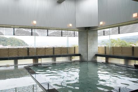 男性大浴場「連峰」